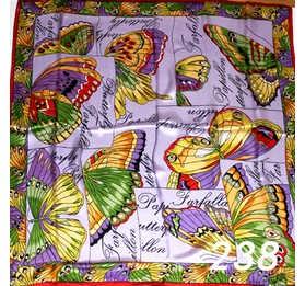 Платки, палантины и шарфы