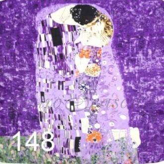 Платок 90х90см нат. шелк мод.Krt-Slk-148 (цена/1шт)