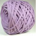 Трикот.Пряжа 7-9мм Хлопок 100% цв.8400 Lavender Herb (Бобина/50м)